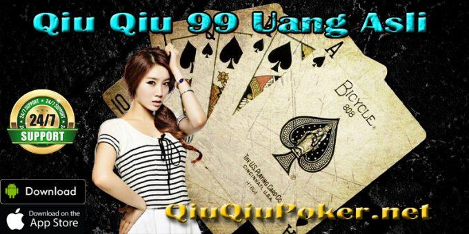 Qiu Qiu 99 Uang Asli