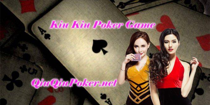 Kiu Kiu Poker Game