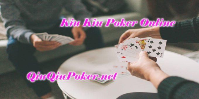Kiu Kiu Poker Online