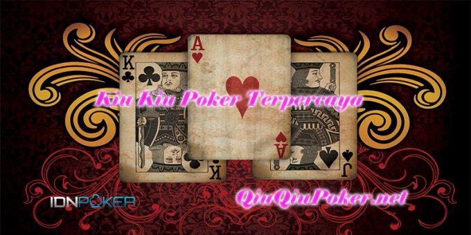 Kiu Kiu Poker Terpercaya